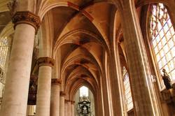 ハレ市(ベルギー)の大聖堂