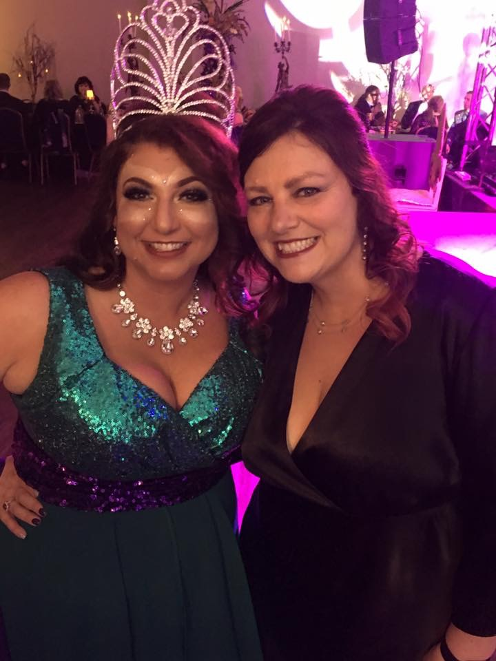 Queen Amanda & Queen Traci