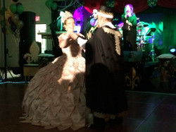 King Nick & Queen Sherry Dance