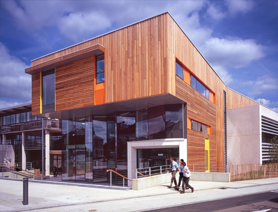 Royal Veterinary College, Willmott Dixon