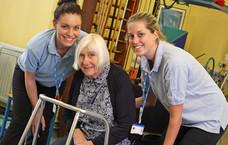 OT's at St Pancras Hospital