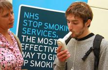 PCT Stop Smoking  campaign