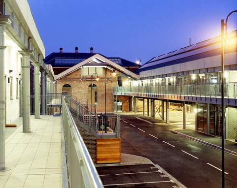 Wolverton Development, Willmott Dixon