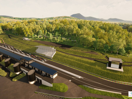 GREEN CORP KONNECTION TAKES OVER OPERATION OF THE CIRCUIT DE CHARADE