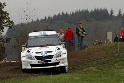 2011 WRC2 WITH VW/SKODA