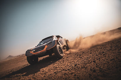 GCK Motorsport GCK e-Blast 1 Cross country electric car