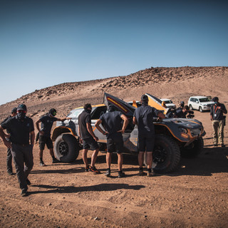 ROOTS' Dakar Adventure