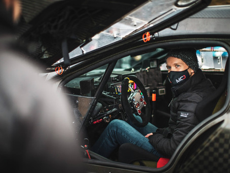GCK MOTORSPORT APPOINTS KEVIN ABBRING AS TEST DRIVER OF THE GCK E-BLAST 1 AT DAKAR 2021