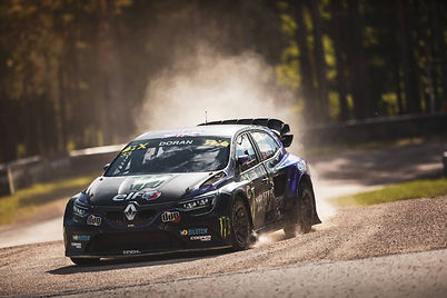 Monster Energy GCK RX Cartel Liam Doran