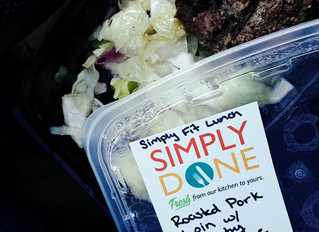Lunch where you need it, Simply Fit Lunches are a HIT