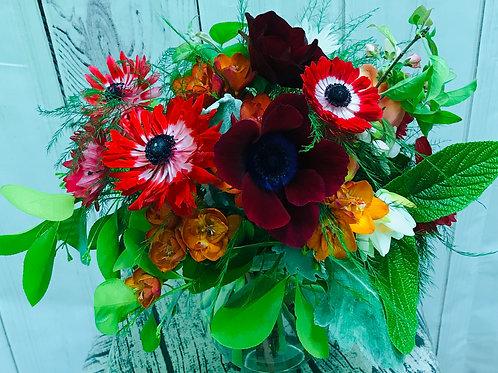 Warm Tones Bouquet
