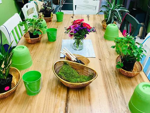 Kids PlantingWorkshop