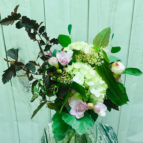Pinks and Whites Bouquet