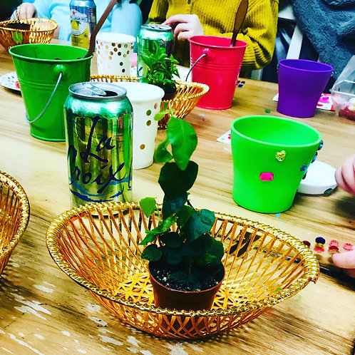 Kids Planting party