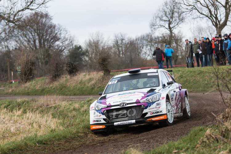 Rallye du Touquet 2018