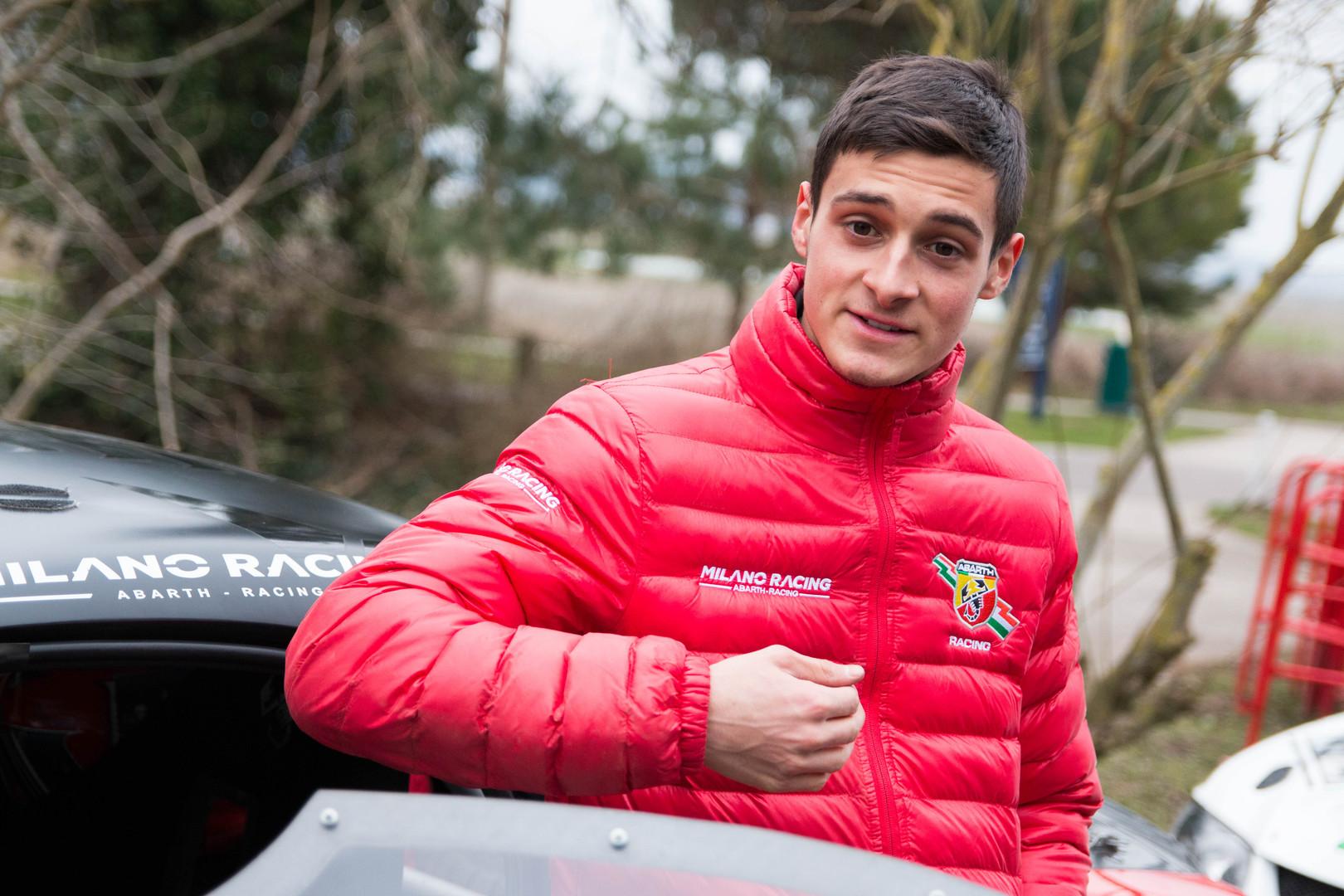 Nicolas Ciamin, Rallye du Touquet 2018