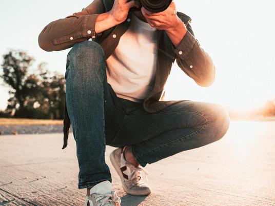 Comment je suis devenu photographe