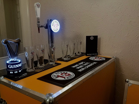 Introducing 'Henry The Hop House Bar'!