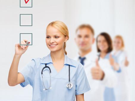 Primeras Oposiciones Sanitarias Convocadas