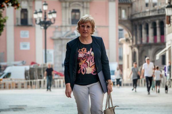 La consellera de Sanidad Universal y Salud Pública, Ana Barceló. BIEL ALIÑO