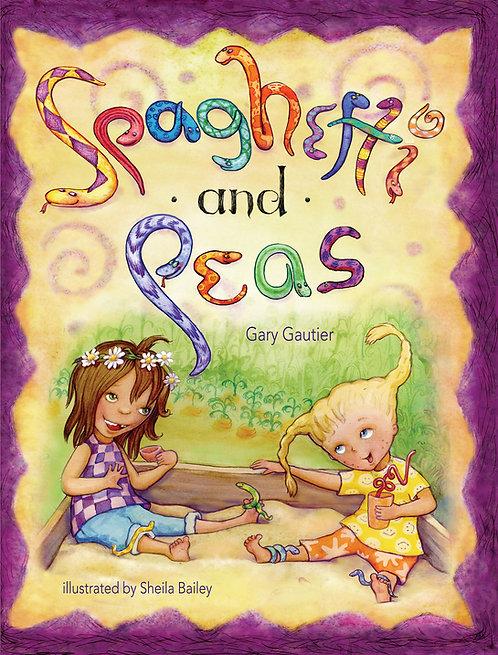 Spaghetti & Peas by Gary Gautier