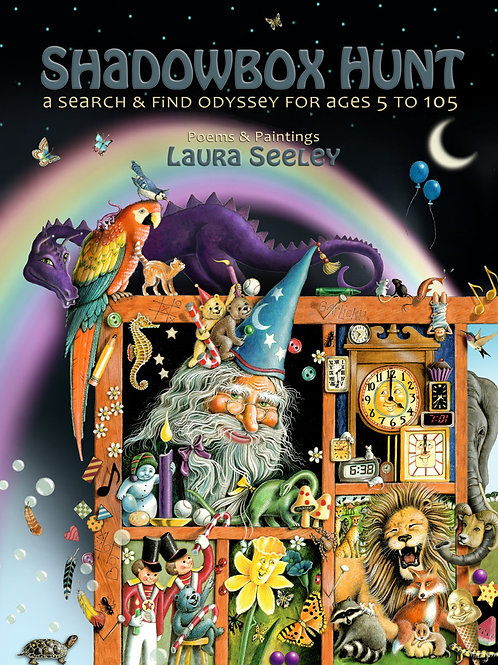 Shadowbox Hunt: A Seach & Find Odyssey for Ages 5 to 105 by Laura Seeley