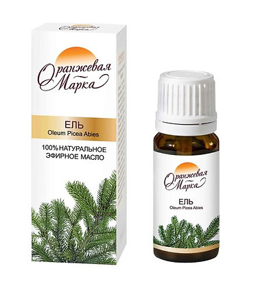 Натуральное 100% эфирное масло ЕЛИ