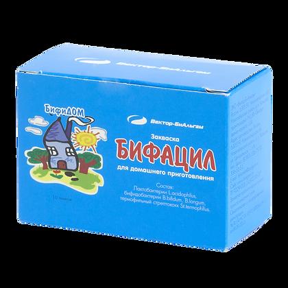 Бифацил ТМ БифиДом (Россия)