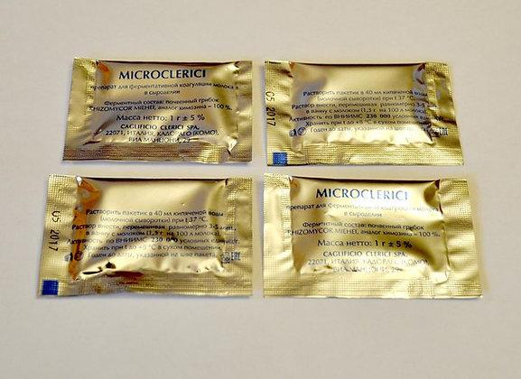 Микроклеричи, фермент упаковка 100 шт., Италия