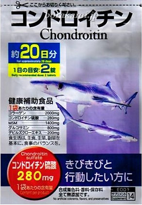 Хондроитин-Chondroitin