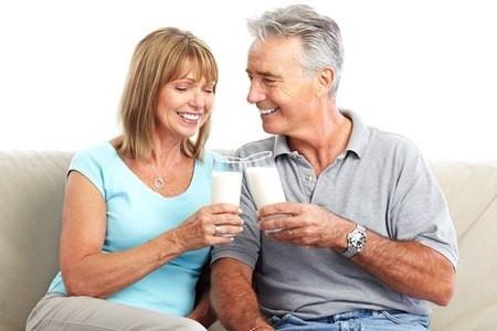 СТРЕПТОСАН – специальный йогурт для пожилых людей!