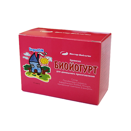 Биойогурт БифиДом (Россия)