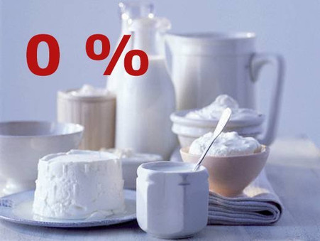 Так ли полезны обезжиренные продукты?!