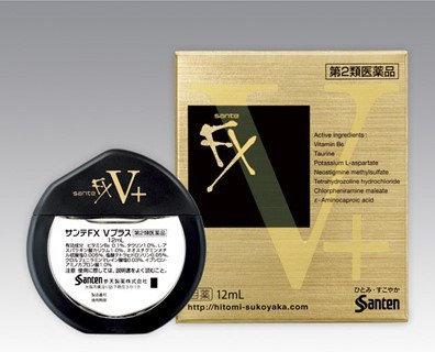 Sante FX Gold, глазные капли противовоспалительные