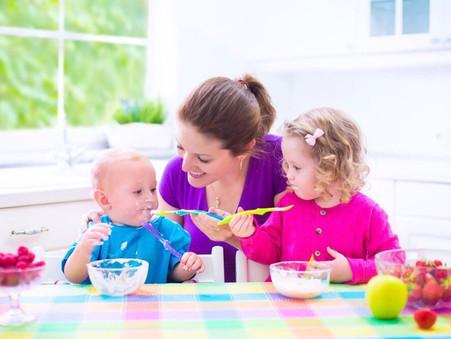 Преимущества домашних кисломолочных продуктов в детском питании
