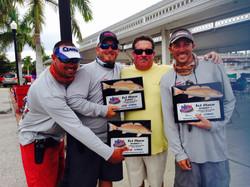 Team Felker 1st place at Flatmasters
