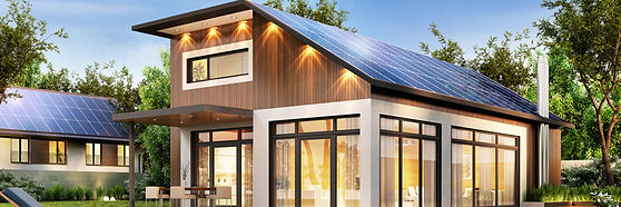 solceller vattenfall econowhouse