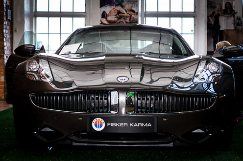 Karma Car at Eco Now