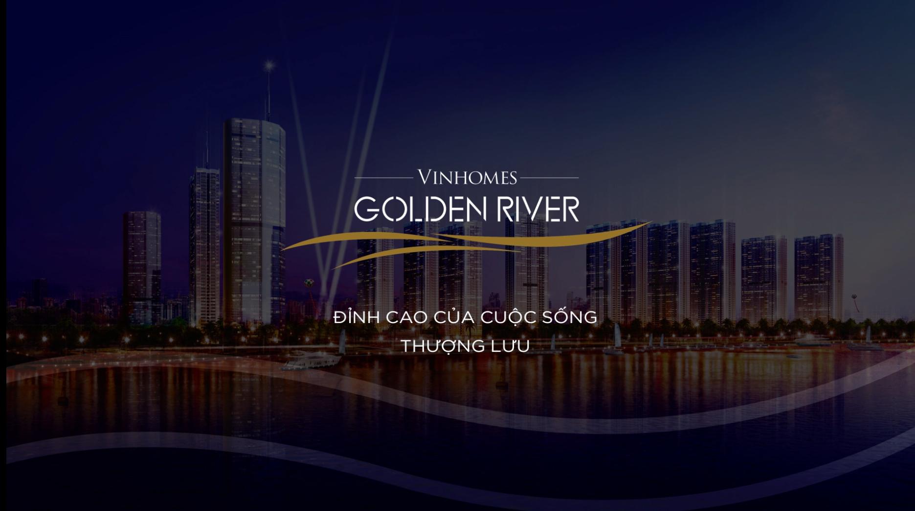 VinHomes Golden River TVC