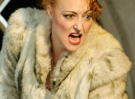 Aus dem Leben eine Opernsängerin
