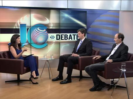 JC DEBATE | A RELAÇÃO DEPOIS DO DIVORCIO | 07/02/2017