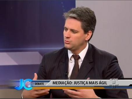 JC DEBATE - MEDIAÇÃO ARBITRAGEM | 22/08/2016