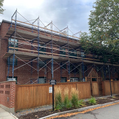 Commercial Brick Repointing