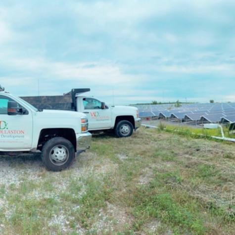 Solar Field Maintenance