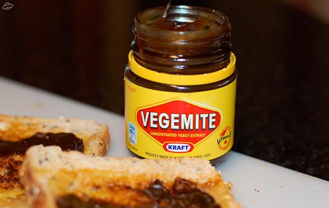 Национальная кухня Австралии. Паста веджимайт