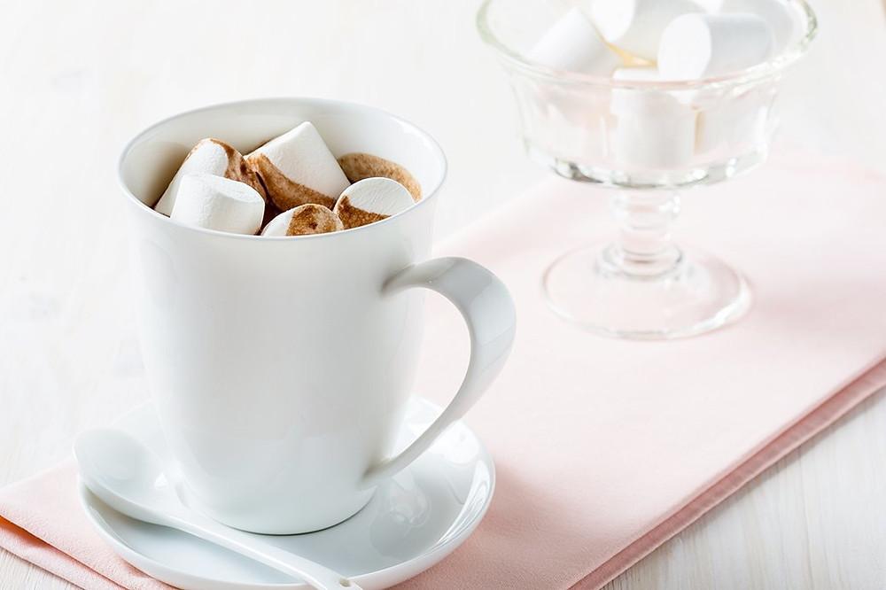 рецепт какао.какао с маршмеллоу.какао со сгущенкой.рецепт горячих напитков