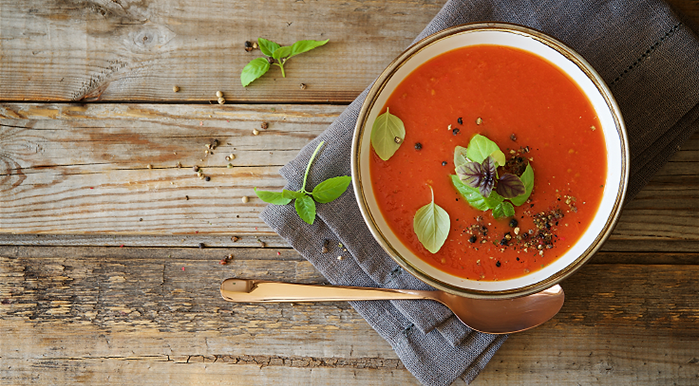 Рецепт пряного томатного супа по тибетски. Кухня народов мира.
