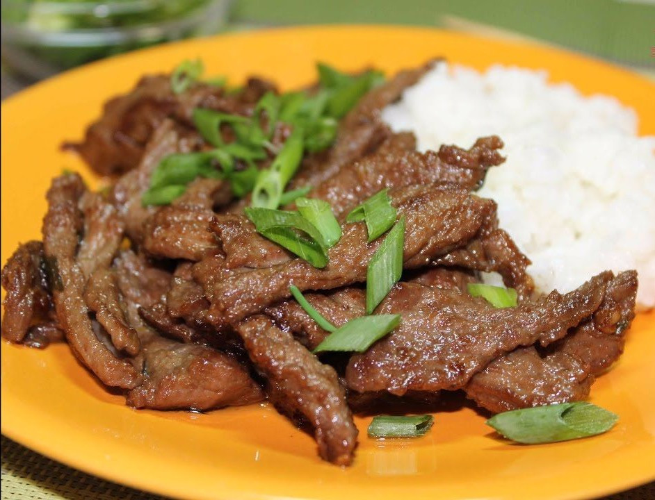 Пулкоги - корейское барбекю из говядины или свинины. Рецепты со всего света. Национальная кухня Южной Кореи