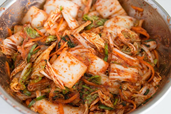 Национальная кухня Южной Кореи. Национальное блюдо Кими