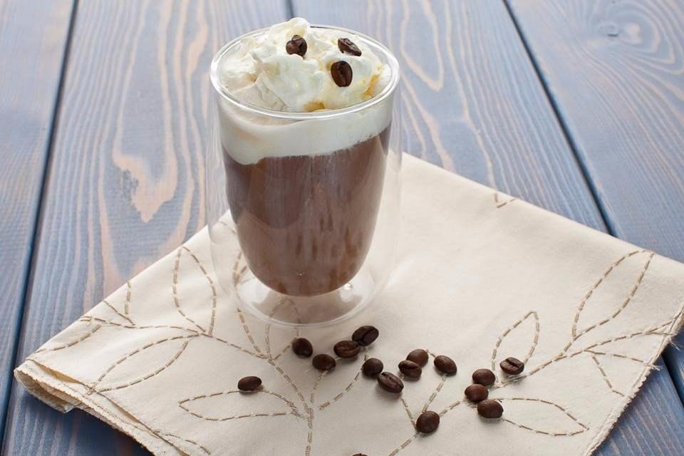 кофейный пунш. горячие напитки. рецепты напитков